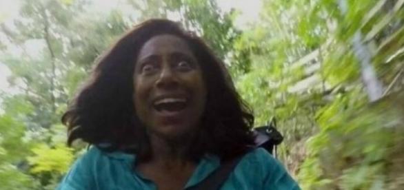 Após fumar maconha na Jamaica, Glória Maria bomba com memes na web ... - com.br