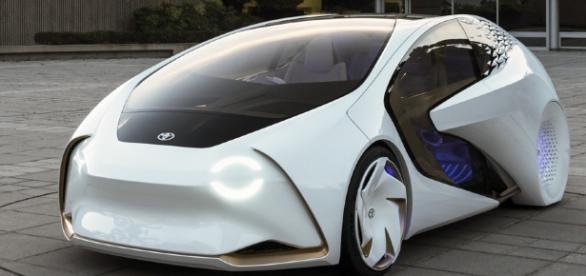Concept-i da Toyota: novo conceito em carro autônomo