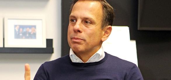 João Doria tem sido elogiado por sua gestão
