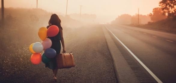 La felicidad emerge en el camino de las paradojas - sergimateo.com
