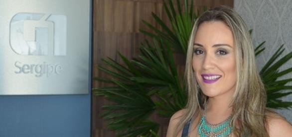 Larissa Carvalho foi atacada em frente a presidio