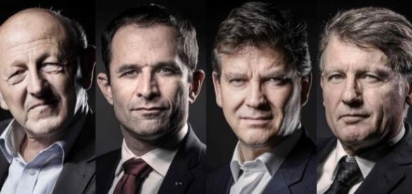 Manuel Valls et Arnaud Montebourg en route vers le 2ème tour ?