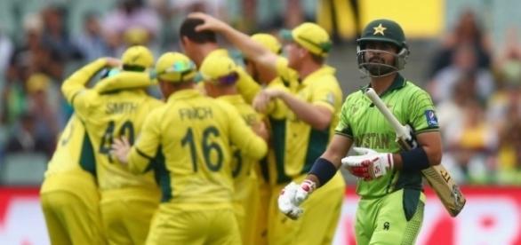 Wahab Riaz was Awesome but Pakistan Batting vs Australia Awful ... - ndtv.com