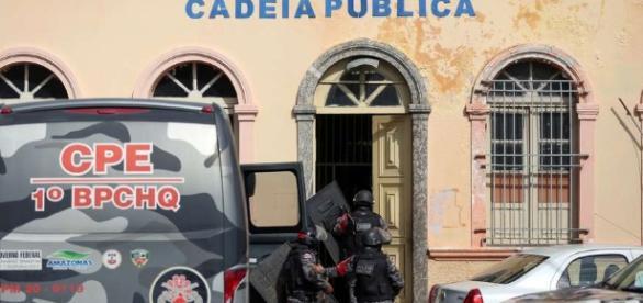 Após mortes em presídios, juízes mandam soltar presos no Amazonas ... - com.br
