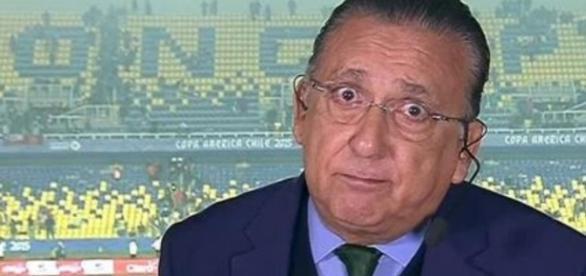 Dívida de Galvão Bueno ultrapassa os R$ 30 milhões.