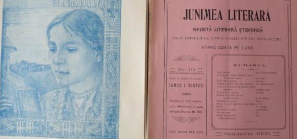 Junimea literara, nr. 10/1906 si nr.1/1907