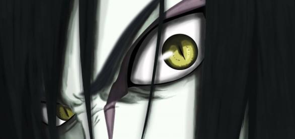 Orochimaru el lengendario Sannin de Konoha