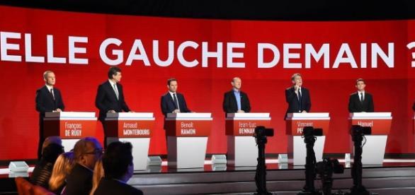 VIDEOS. Primaire de la gauche : les cinq séquences à retenir du ... - francetvinfo.fr