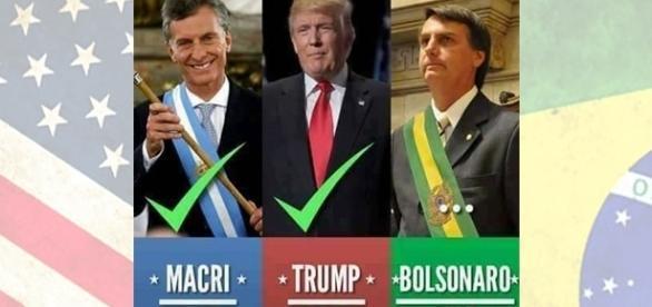 2015 foi Macri, 2016 foi Trump e 2018 será Bolsonaro?