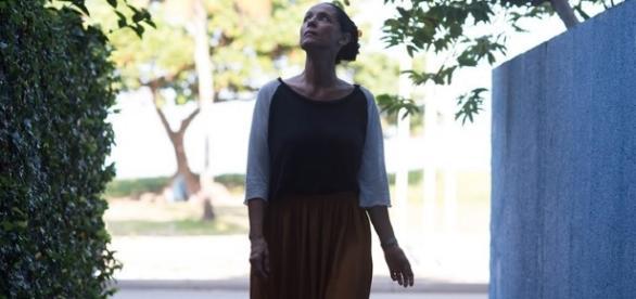 """Sônia Braga em cena do filme """"Aquarius""""."""