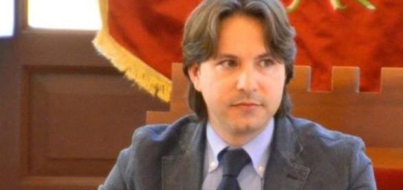 Corrado Figura, leader dell'opposizione a Noto