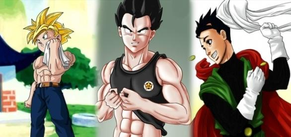 El nuevo galán de Dragon Ball.