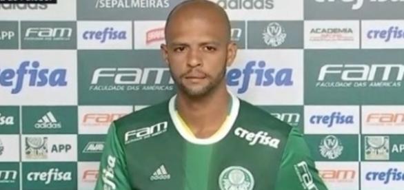Felipe Melo disparou contra jornalistas que o rotularam como maldoso