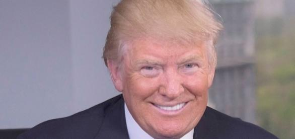 Presidente eleito Donald Trump