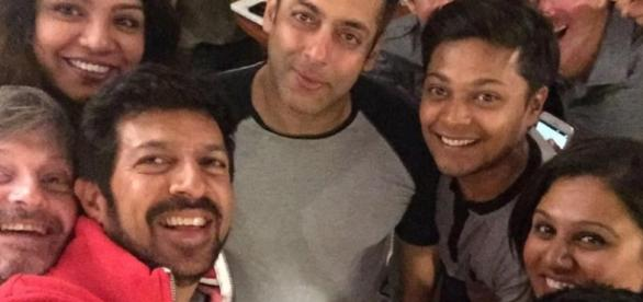 Salman Khan Wraps Up Shooting of Tubelight in Ladakh - GoBigNews.com - gobignews.com