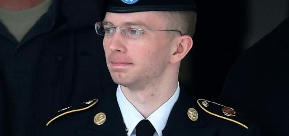 Da war sie noch ein Mann und verriert Militärgeheimnisse: Chelsea Manning. (Fotoverantw./URG Suisse: Blasting.News Archiv)