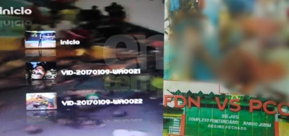 DVDs de chacina é comercializado por camelôs.
