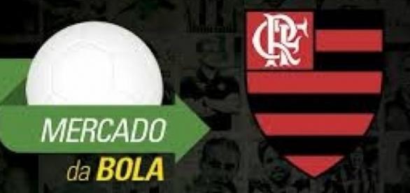 Flamengo busca atacante para fechar o elenco (Foto: Reprodução/Globo Esporte)