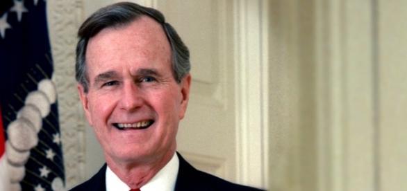 George Bush - U.S. Presidents - HISTORY.com - history.com