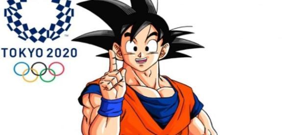 Goku nombrado embajador de Tokyo 2020