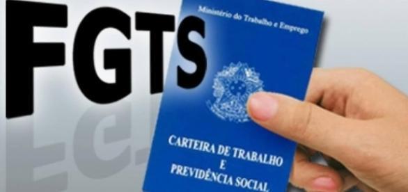 Governo anunciou liberação para saque das contas inativas do FGTS.