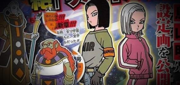 Los nuevos dioses y los androides