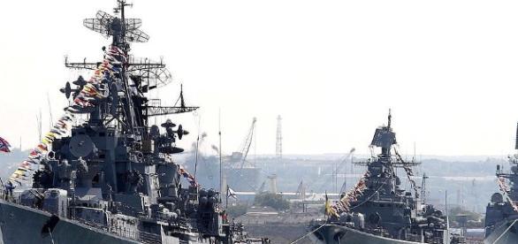 Siria, potenziata la presenza militare di Mosca nel porto di Tartus.