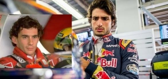 Piloto espanhol compete pela Toro Rosso.