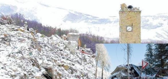 Prăpăd în peninsulă: Zăpadă, cutremure și vânt năprasnic