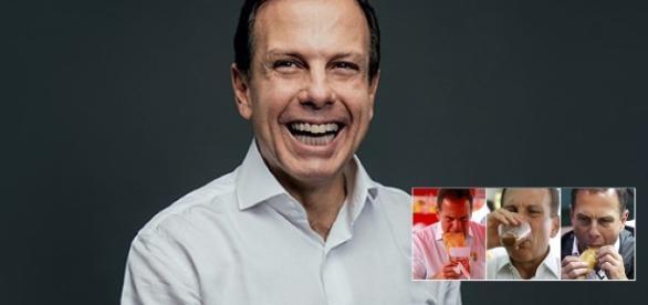 Prefeito de São Paulo, João Dória (PSDB), é alvo de críticas constantes