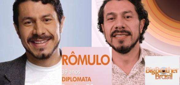 Rômulo Neves é o novo participante do BBB 17