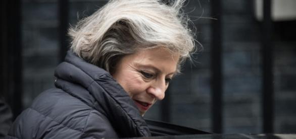 Theresa May; Image courtesy: Google Images cc