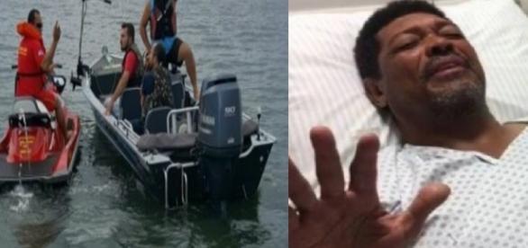 Valdemiro Santiago é resgatado - Imagem/Google