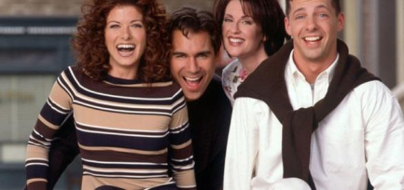 Will & Grace cast reunites for TV special… without Grace · PinkNews - pinknews.co.uk