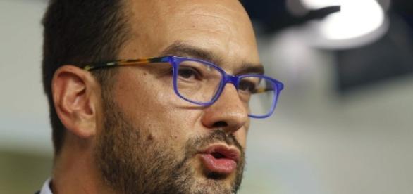 Antonio Hernando portavoz del Partido Socialista