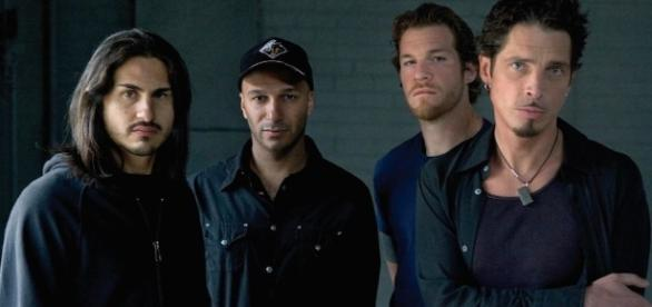Drummer Brad Wilk hints at Audioslave reunion   Consequence of Sound - consequenceofsound.net