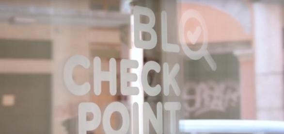Il BLQ Check Point di via San Carlo, a Bologna