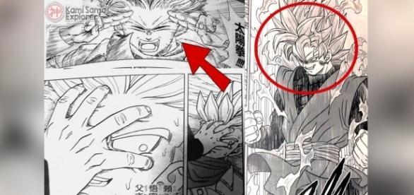 Imágenes exclusivas del manga 20.