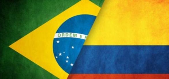 Jogo da seleção brasileira contra a Colômbia, promete muita emoção