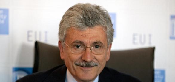 Massimo D'Alema e i comitati per il nuovo centrosinistra (Foto: ilrottamatore.it)
