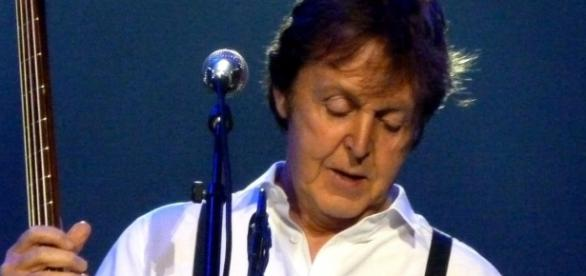 O músico e ex-Beatle Paul McCartney