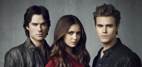 O triângulo Damon, Helena e Stefan