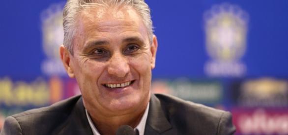 Tite convoca a seleção para o jogo contra a Colômbia - Lucas Figueiredo/CBF