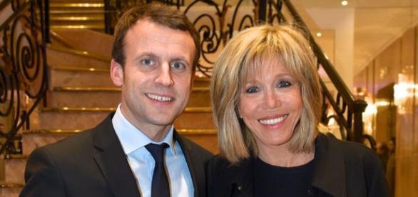 Un candidat people ? C'est Macron - programme-tv.net