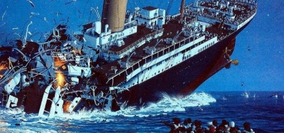 A causa para a tragédia do Titanic - Google