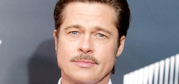Brad Pitt também estaria feliz com a gravidez inesperada, afirma revista norte-americana