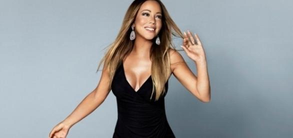 Mariah era a atração principal do show