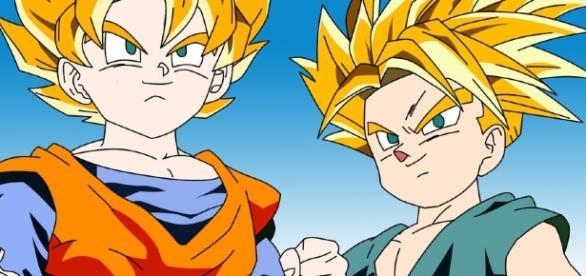 Goten y Trunks no formarán parte del torneo de los 12 universos