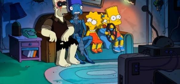 El episodio más violento de Los Simpsons