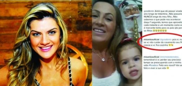 Mirella Santos bate boca com seguidores após receber críticas